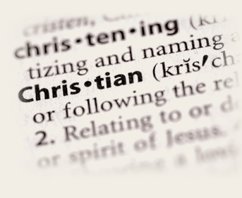 defining god in christianity Definition of god : catalogue and list of divine titles of god divine qualities that each member of the godhead share as equal members of the trinity.